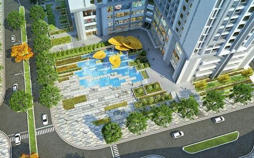 Hà Nội: Dự án căn hộ tổ hợp chiếm ưu thế
