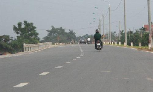 Hà Nội: Duyệt giá đất tuyến đường tỉnh lộ 411C huyện Ba Vì