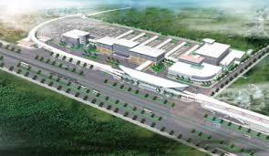 Tp.HCM: Năm 2018 sẽ hoàn thành giai đoạn 1 Bến xe miền Đông mới