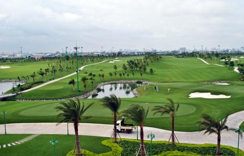 Phương án mở rộng sân bay Tân Sơn Nhất về hướng sân golf?