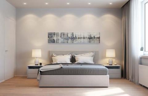 Kê giường ngủ hợp cung mệnh giúp gia chủ phát tài