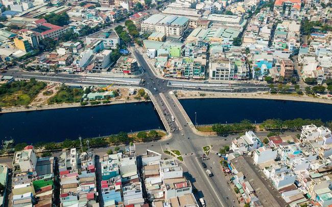 hoàn thành hầm chui cầu Phạm Văn Chí