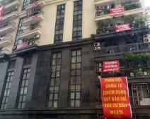 Hà Nội: Ở chung cư 5 năm vẫn chưa có sổ vì dự án thế chấp ngân hàng