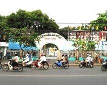 Trung tâm Sài Gòn sẽ có thêm bãi đậu xe ngầm vào năm 2022