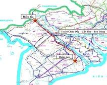 Đầu tư cao tốc Châu Đốc - Cần Thơ - Sóc Trăng 30.000 tỷ đồng