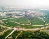 55 lô đất còn lại ở Thủ Thiêm có giá ít nhất là 22.000 tỷ đồng