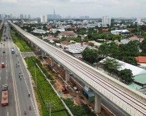 Điều chỉnh giảm tổng vốn đầu tư Metro Số 1 xuống còn 43.600 tỷ