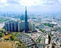 Infographic: Tốc độ tăng trưởng của thị trường địa ốc Sài Gòn ngày càng mạnh mẽ