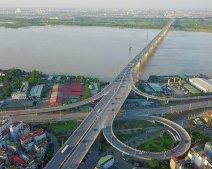 Hà Nội: Cầu Vĩnh Tuy 2 sẽ được khởi công vào cuối năm