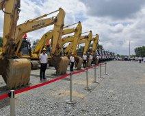 Long An: Khởi công Cụm công nghiệp Hải Sơn hơn 200ha
