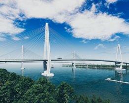 Khởi công xây dựng cầu Mỹ Thuận 2, 5.000 tỷ đồng