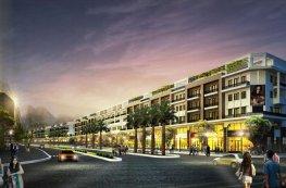 Biệt thự Hạ Long Central Plaza cho giới giàu ở đường Trần Quốc Nghiễn