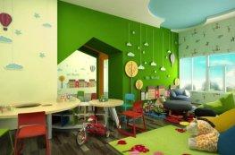 Say đắm môi trường sống nơi chung cư Eco Green Tower