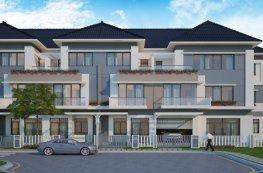 Đánh giá vị trí nhà phố Merita Khang Điền cho khách mua nhà