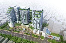 """Căn hộ Số 3 Lương Yên – """"Kín đáo"""" với không gian """"Hở"""""""