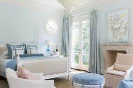 Trước khi bán nhà nên sơn nhà màu xanh