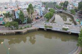 TP.HCM: Lập thiết kế đô thị dọc kênh Nhiêu Lộc - Thị Nghè