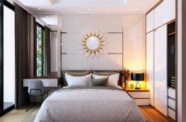 Tư vấn thiết kế nội thất phòng ngủ vợ chồng son tiện nghi, tiết kiệm kinh phí