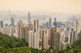Những bí mật phong thủy ẩn giấu trong các cao ốc Hong Kong