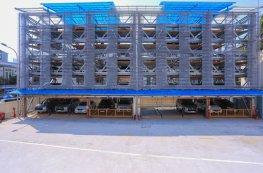 Quá trình thử nghiệm bãi đỗ xe 6 tầng đầu tiên tại Đà Nẵng