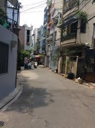 Bán nhà xây mới 122/10A Đặng Văn Ngữ, Phường 14, Phú Nhuận, Hồ Chí Minh