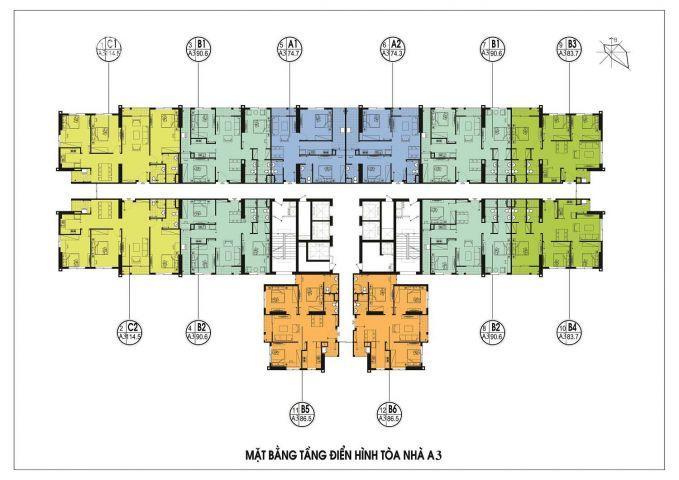 [ebu.vn] Cần bán căn số 05 tòa A3 chung cư An Bình City
