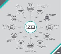THE ZEI - Thành phố cao nhất Mỹ Đình - bạn có đủ khả năng để Sở Hữu LH:0388.691.055.