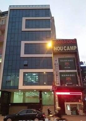 Cho thuê văn phòng mặt phố gần Kangnam view kính đẹp diện tích 130m2