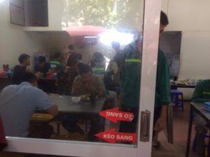 Cần Sang Nhượng Quán Cơm Văn Phòng tại ngõ 44 Nguyễn Cơ Thạch, Mỹ Đình, Hà Nội