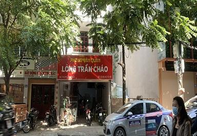 Cần chuyển nhượng cửa hàng ăn số 122 Phan Kế Bính, Ba Đình, Hà Nội.